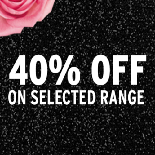 SALE UPTO 40% OFF