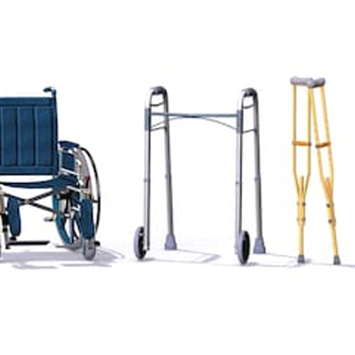 Wheelchairs, Walkers & Walking Sticks