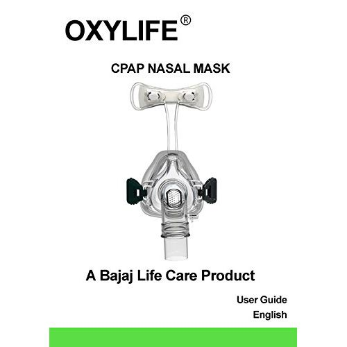 OXYLIFE® Cpap Nasal Mask