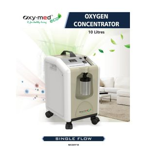Oxymed Oxygen Concentrator 10ltrs