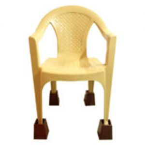Chair/ Bed Raiser set of  4Nos - Riser 10cm