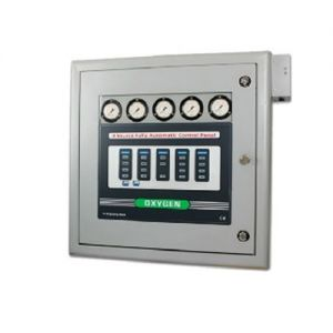 3 Source Fully Automatic Control Panel Digital
