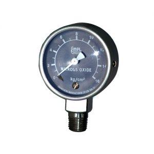 Pressure-Gauge-Nitrous-Oxide-50-mm-Dia-0-16-Kg-Cm4