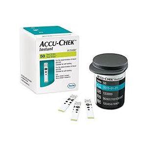 Accu-Chek 50 Glucometer Strips