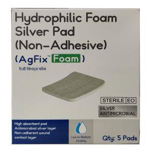 AG Fix Foam 5X5 CM - Pack for 5 Pads