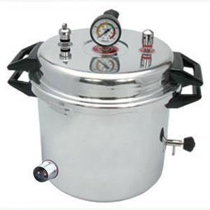 Autoclave Electric Double Drum
