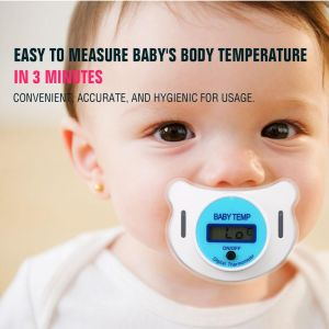 Baby Thermometer Pacifier for Babies