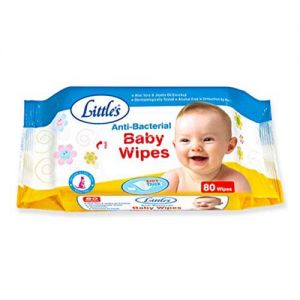 Soft Cleansing Baby Wipes - Pack 80