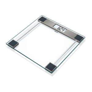 Beurer Wellbeing Glass Personal weight Scale GS11
