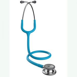 Classic III Stethoscope Turquoise Tube 27Inc