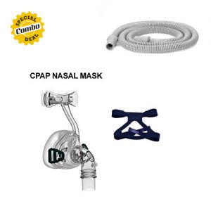 Combo offer Nasal Cannula Head gear cpap nasal mask