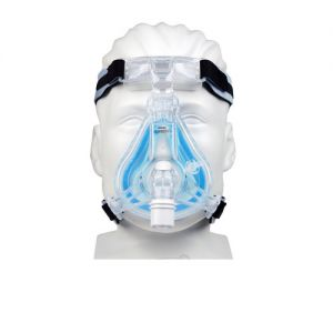 Philips ComfortGel Blue Full Face CPAP Mask with Headgear