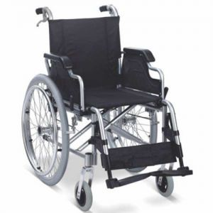 Commode Wheel Chair Folding RH-681