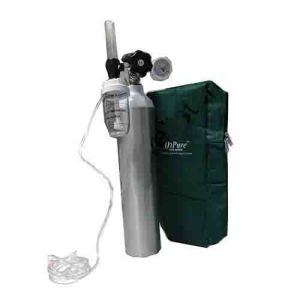 Oxygen Cylinder - Oxylife 2.2 kit  Wt Gas Capacity (270 Ltrs)