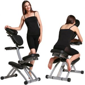 Portable Massage chair for Back Massage