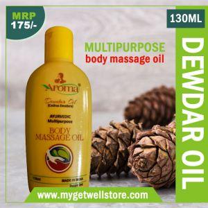Aroma Dewdar Oil - 130ml Devdar Oil