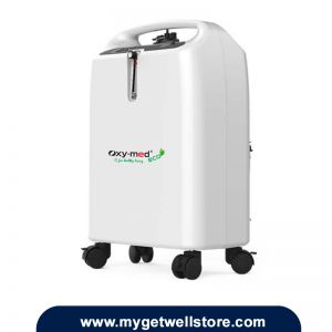OxyMed Oxygen Concentrator Machine 5LPM - eco
