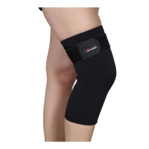 Knee Support with Thigh Strap