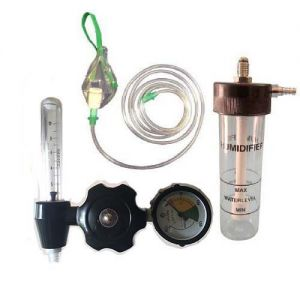 FA-valve-with-flowmeter-Humidifier-Bottle-&-Face-Mask-Adult
