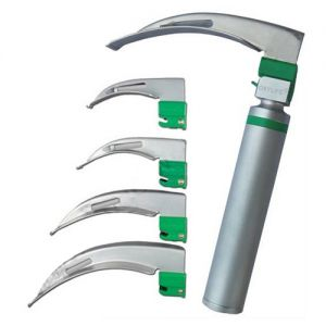 fiber-optic-laryngoscope-4-set
