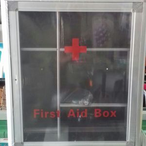 First Aid Box Wall Mount