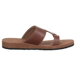 Flexo Chappal Brown - 8