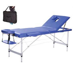 Foldable Treatment Massage Table