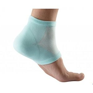 Heel Care Moisturizing Silicone Gel Socks