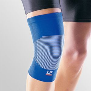 knee-support-blue