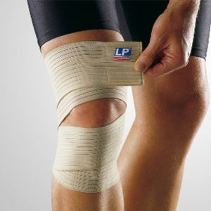Knee wrap, knee support