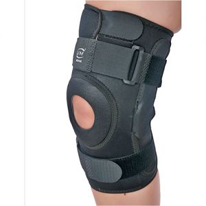 Knee Hinge Stabilizer Neoprene XL