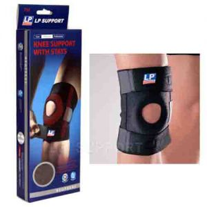 LP (#733) Knee Support With Stays Neoprene,Regular