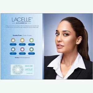 Lacelle Classic Monthly Color Lens