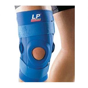 LP Hinged Knee Stabilizer Neoprene, XXL (Blue)
