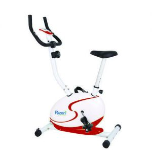 Magnetic Bike White Red RH-B1158A