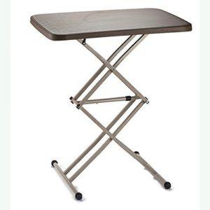Height Adjustable Table Folding