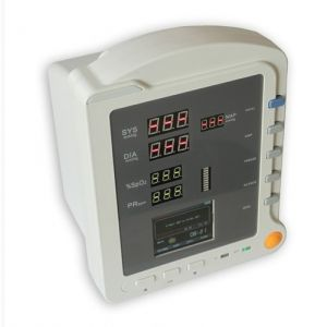 Pulse Oximeter with NIBP Patient Monitoring