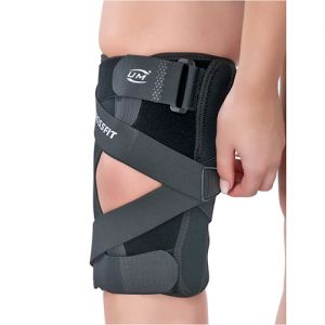O.A Knee Support Neoprene (Crossfit) L
