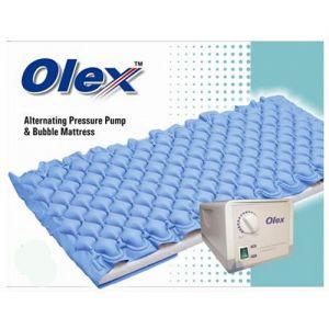 Olex Bedsore Air Bubbles Mattress with Air Pump