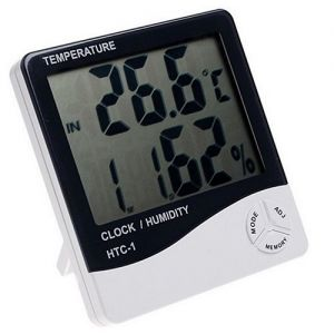 Temperature and Humidifier Meter