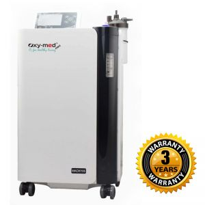 OxyMed Oxygen Concentrator Machine 5LPM - Ultra Light
