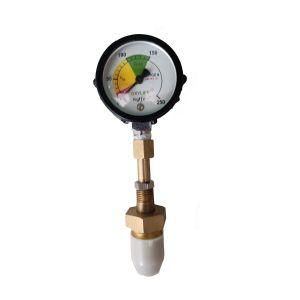 Oxylife Pressure Testing Gauge for Oxygen Cylinder