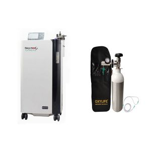 Oxygen Concentrator with Portable Oxygen kit