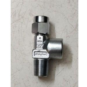 Oxygen Cylinder Valve Bull Nose Type