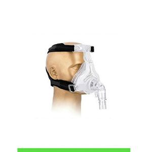 Oxylife CPAP Full Face Mask Medium Size with Headgear