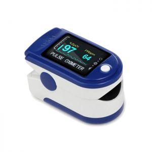 Finger Tip Pulse Oximeter - OLED Display