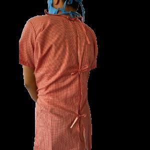 Patient Gown - Back Tie