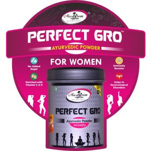 Mushroom Valley Perfect Gro Ayurvedic Powder For Women (100 grm.)