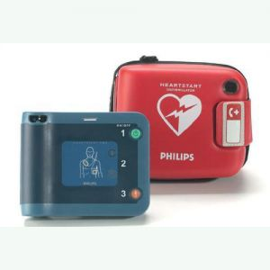 Heart Start FRX Defibrillator Philips