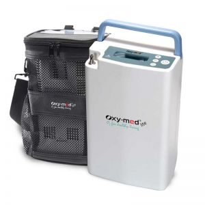 Oxy-med Portable Oxygen Concentrator